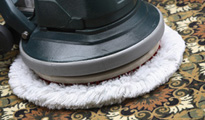 CARPET BONNET CLEANING